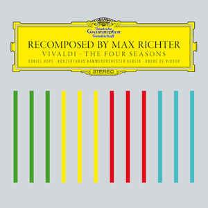 MAX RICHTER, KONZERTHAUS KAMMERORCHESTER BERLIN, ANDRÉ DE RIDDER – RECOMPOSED BY MAX RICHTER: VIVALDI, THE FOUR SEASONS (CD)