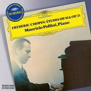 MAURIZIO POLLINI – CHOPIN: 24 ETUDES OP.10 & OP.25 (CD)