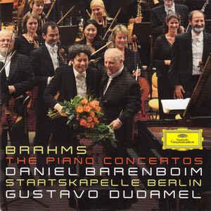 BRAHMS, J. – PIANO CONCERTOS (2xCD)