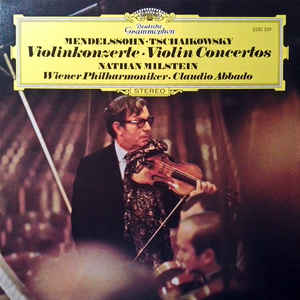TCHAIKOVSKY/MENDELSSOHN – VIOLIN CONCERTOS (LP)