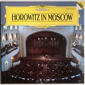 VLADIMIR HOROWITZ – HOROWITZ IN MOSCOW (LP)