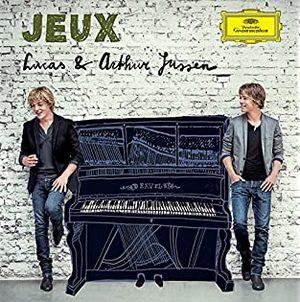 JUSSEN, LUCAS & ARTHUR – JEUX (CD)