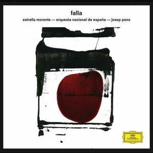 FALLA, MANUEL DE ESTRELLA MORENTE JOSEP PONS CD –  (CD)