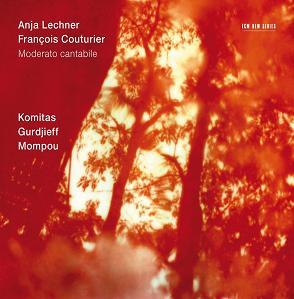 LECHNER/COUTURIER: MODERATO CANTABILE –  (CD)