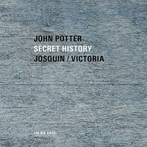 POTTER, JOHN – SECRET HISTORY (CD)