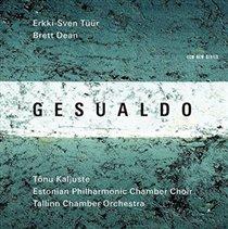 TÜÜR/DEAN/GESUALDO – TONU KALJUSTE –  (CD)