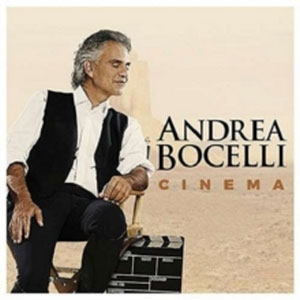 BOCELLI, ANDREA – CINEMA + 1 (CD)