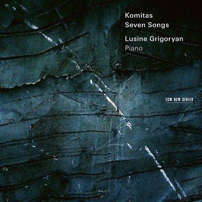 KOMITAS: SEVEN SONGS / LUSINE GRIGORYAN –  (CD)