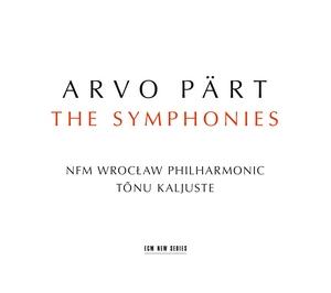 PART, A. – SYMPHONIES (CD)