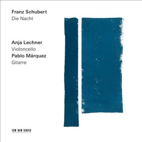 LECHNER, ANJA/PABLO MARQU – DIE NACHT (CD)