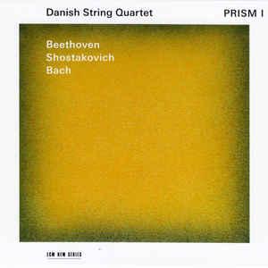DANISH STRING QUARTET – PRISM I (CD)