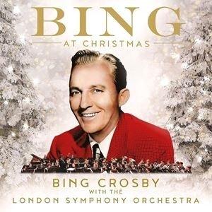 BING CROSBY – BING AT CHRISTMAS (CD)