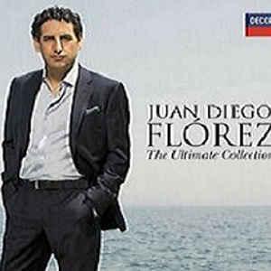 JUAN DIEGO FLÓREZ – JUAN DIEGO FLÓREZ – THE ULTIMATE COLLECTION (CD)