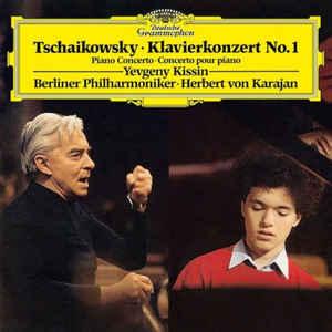 TCHAIKOVSKY/SCRIABIN – PIANO CONCERTO NO.1 IN B FLAT MINOR (LP)
