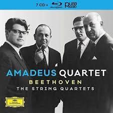 AMADEUS QUARTET – BEETHOVEN THE STING QUARTET (7CD+BL (8xCD)