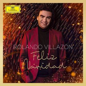 ROLANDO VILLAZÓN, SLOVAK NATIONAL SYMPHONY ORCHESTRA, ALLAN WILSON – FELIZ NAVIDAD (CD)