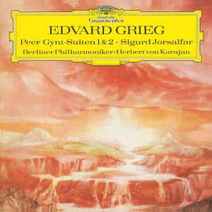 GRIEG, E. – PEER GYNT SUITE NO.1 OP.46/SUITE NO.2 (LP)