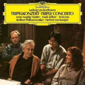 BEETHOVEN, L. VAN – TRIPLE CONCERTO (LP)