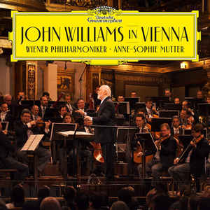 ANNE-SOPHIE MUTTER, WIENER PHILHARMONIKER, JOHN WILLIAMS – JOHN WILLIAMS IN VIENNA (CD)