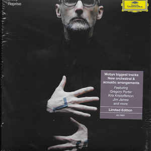 MOBY – REPRISE (CD)