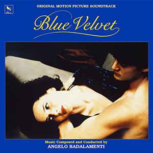 OST – BLUE VELVET (LP)