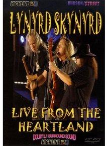 LYNYRD SKYNYRD – LIVE FROM THE HEARTLAND (DVD)
