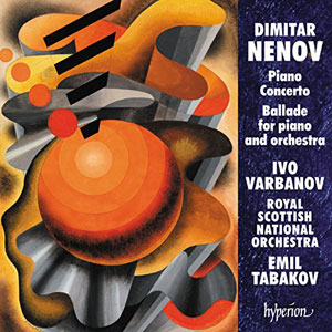 NENOV, DIMITAR PIANO CONCERTO VARBANOV TABAKOV CD –  (CD)
