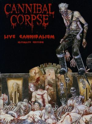 CANNIBAL CORPSE – LIVE CANNIBALISM (DVD)