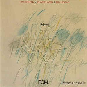 METHENY, PAT – REJOICING (CD)