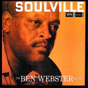 WEBSTER, BEN -QUINTET- – SOULVILLE (CD)