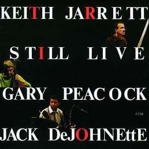 KEITH JARRETT TRIO: STILL LIVE –  (2xCD)
