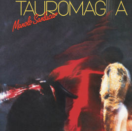 SANLUCAR, MANOLO TAUROMAGIA CD –  (CD)