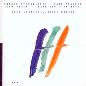 STOCKHAUSEN & PEACOCK – COSI LONTANO QUASI DENTRO (LP)