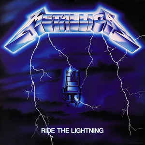 METALLICA – RIDE THE LIGHTNING (CD)