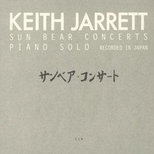 KEITH JARRETT: SUNBEAR CONCERTS –  (6xCD)