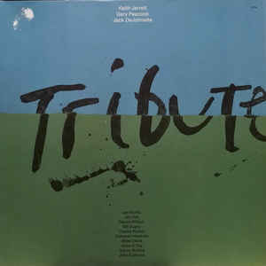JARRETT, KEITH – TRIBUTE (2xLP)
