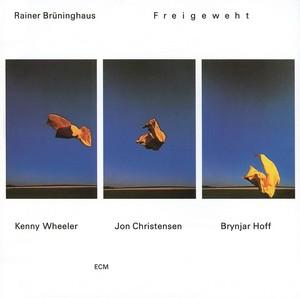 BRUNINGHAUS, RAINER – FREIGEWEHT (CD)