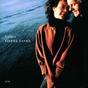 TAMIA/FAVRE, PIERRE SOLITUDES CD ECM ECM      1446 –  (CD)