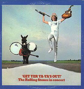 ROLLING STONES – GET YER YA-YA'S OUT -HQ V (LP)