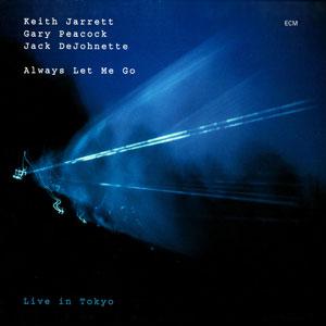 JARRETT, KEITH -TRIO- – ALWAYS LET ME GO (2xCD)