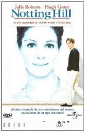 MOVIE – NOTTING HILL (DVD)
