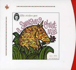 FITZGERALD, ELLA – ELLA WISHES YOU A SWINGIN (CD)
