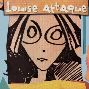 LOUISE ATTAQUE – LOUISE ATTAQUE (LP)