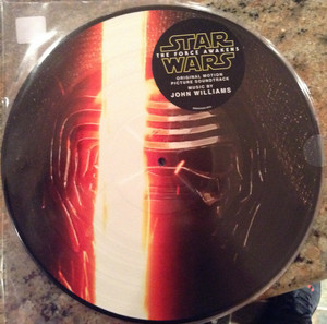 OST – STAR WARS: THE FORCE AWAKENS (2x12in)