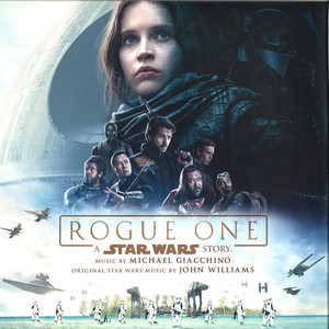 OST – ROGUE ONE: A STAR WARS STORY (2xLP)