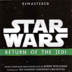 JOHN WILLIAMS – STAR WARS: RETURN OF THE JEDI (CD)