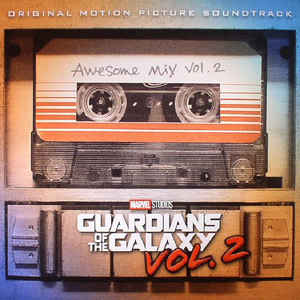 OST – GUARDIANS OF THE GALAXY: AWESOME MIX VOL.2 (LP)