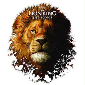 VARIOUS ARTISTS – THE LION KING: THE SONGS (LP)