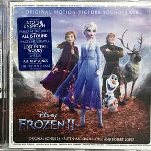 OST FROZEN 2 CD X-ANIM –  (CD)