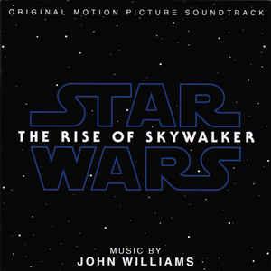 JOHN WILLIAMS – STAR WARS: THE RISE OF SKYWALKER (CD)